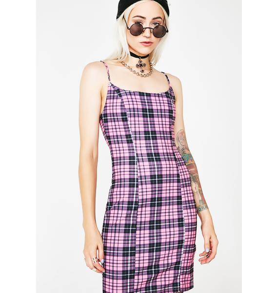 Skater Grl Mini Dress