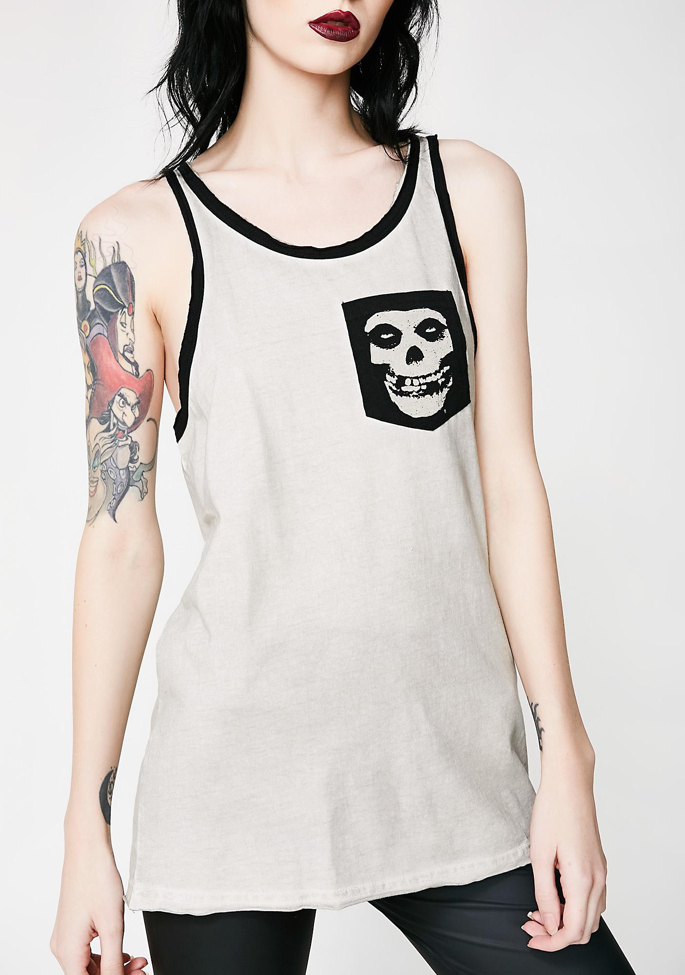 Iron Fist Misfits Last Caress Tank