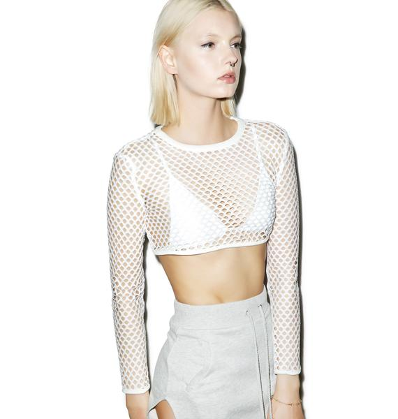 Nightwalker Apocalypto Crop Top