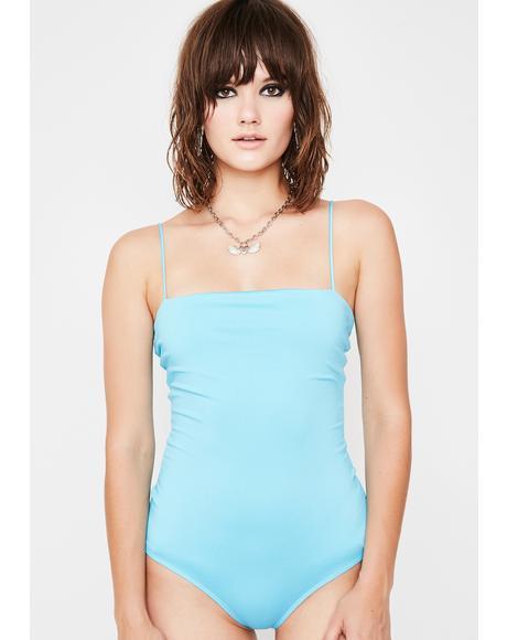 Aqua Give You Chills Bodysuit