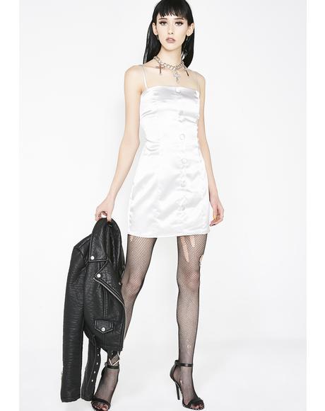 Pour One Satin Dress