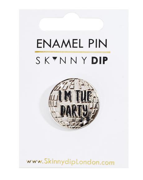 I'm The Party Pin