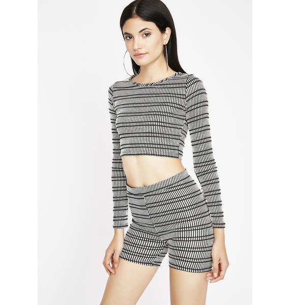 Deserve Better Stripe Set