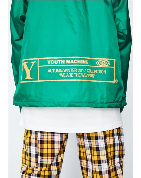 Cinema Coaches Jacket