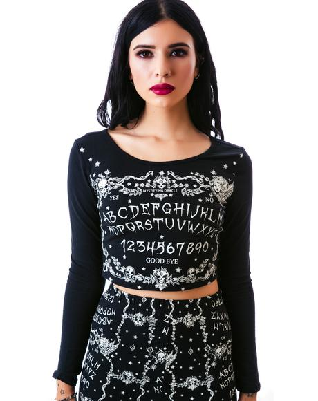Ouija Wonder Crop Top