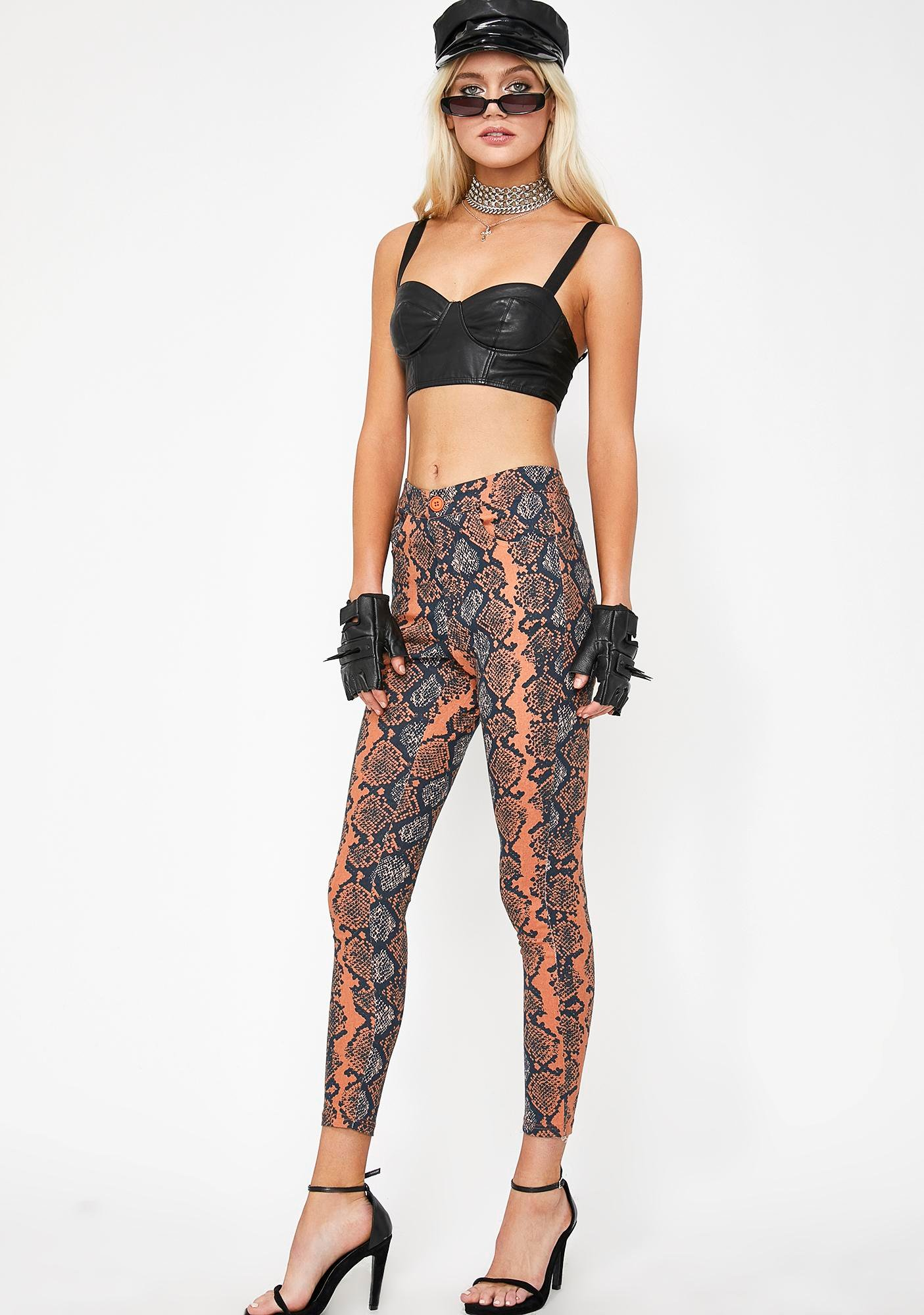 Toxin Fever Skinny Pants