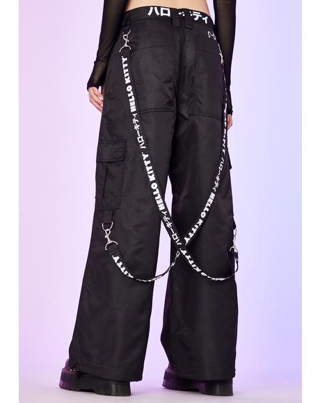 Rebellious Realm Wide Leg Pants