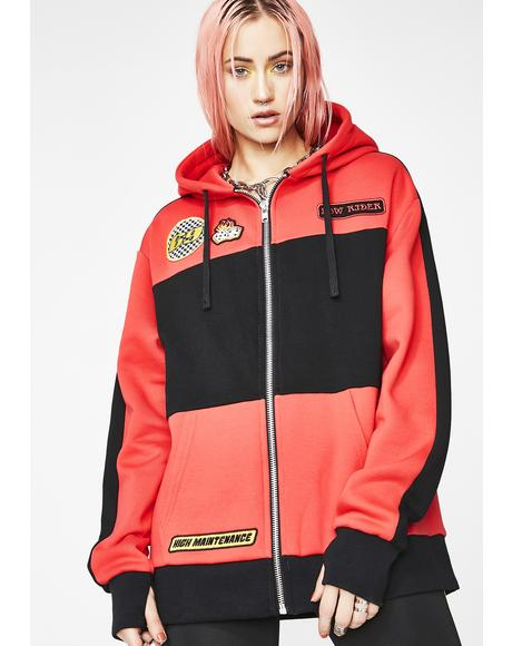 Low Ryder Oversized Hoodie