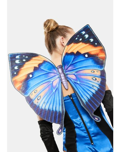 Rare Breed Butterfly Wings