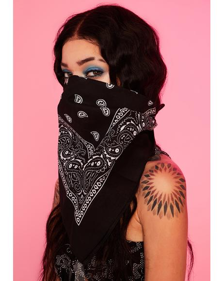 Rebel Rodeo Bandana Scarf