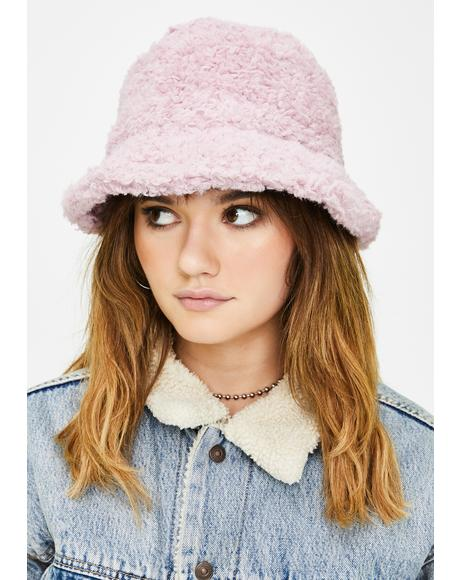 Nifty Gags Faux Fur Bucket Hat