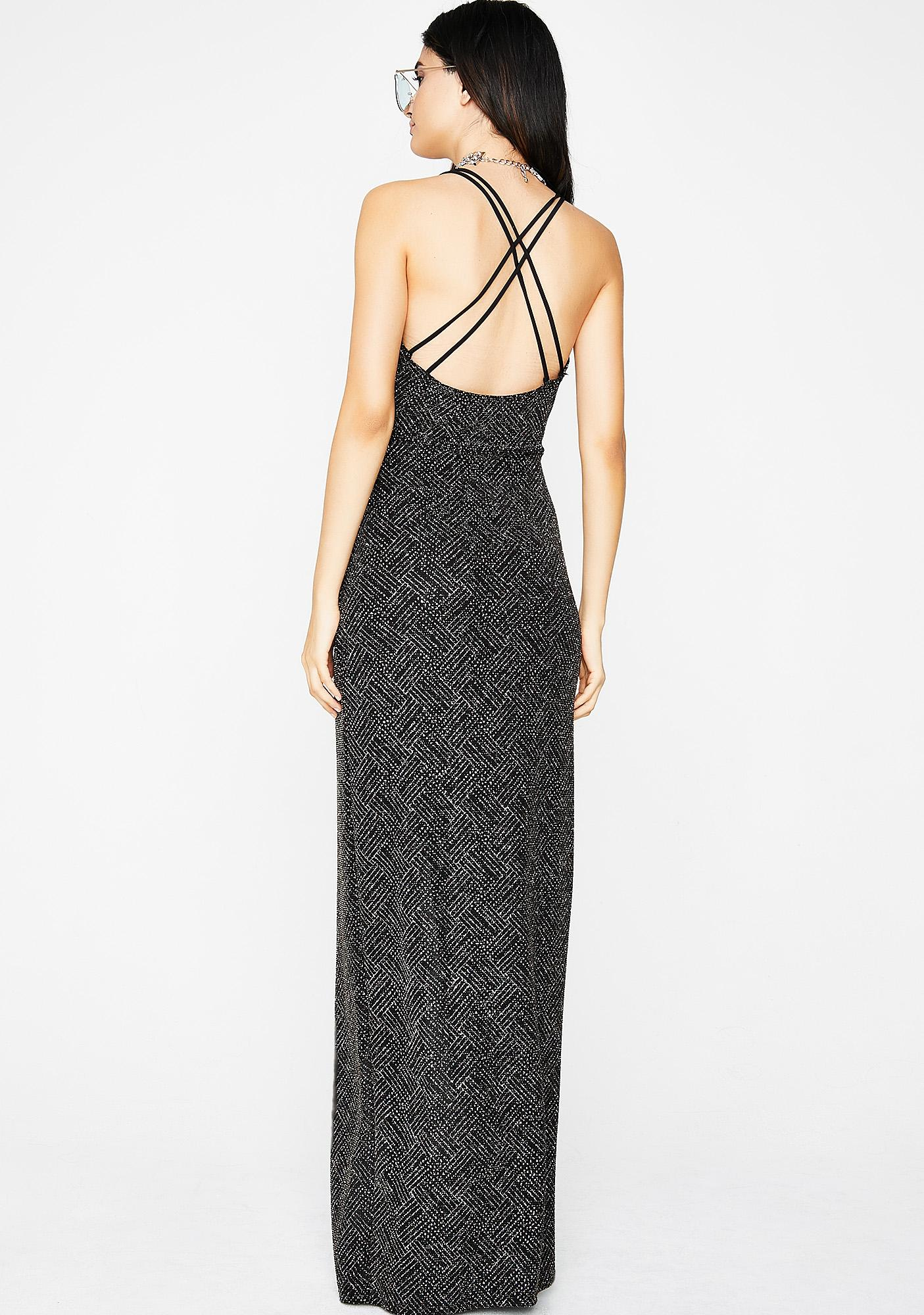 Party Date Maxi Dress
