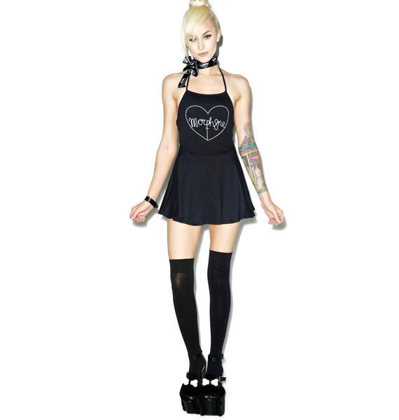 Morph8ne Morph8ne Halter Dress