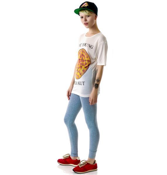 United Couture Pizza Slut Tee