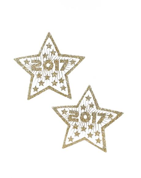 2017 Star Pasties