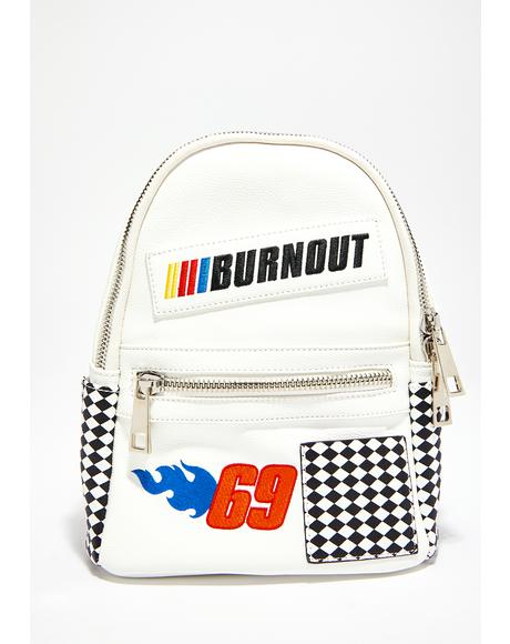 Burnout Patch Backpack