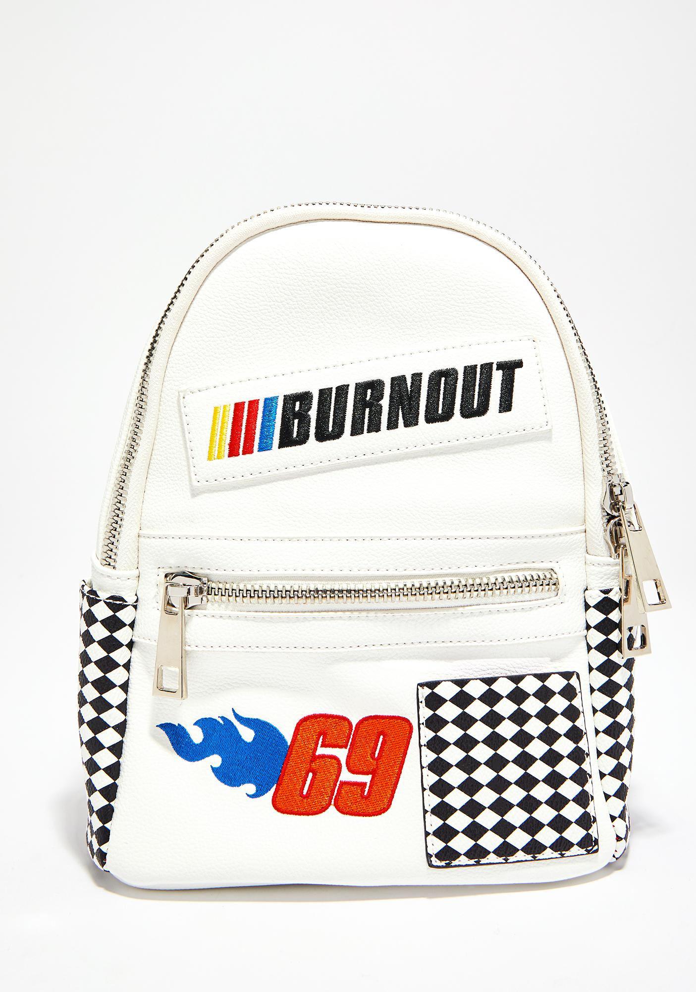 Current Mood Burnout Patch Backpack