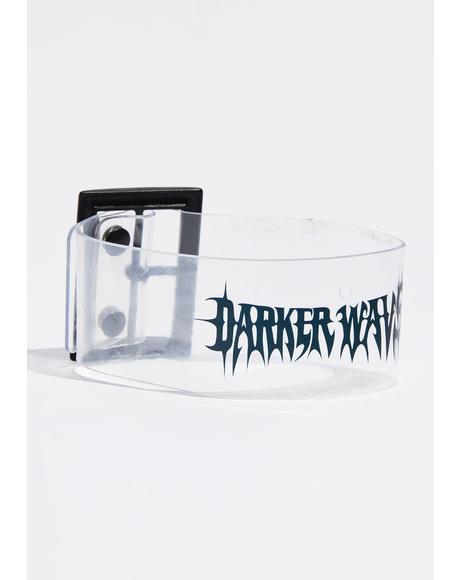 Darker Wavs Vinyl Bracelet