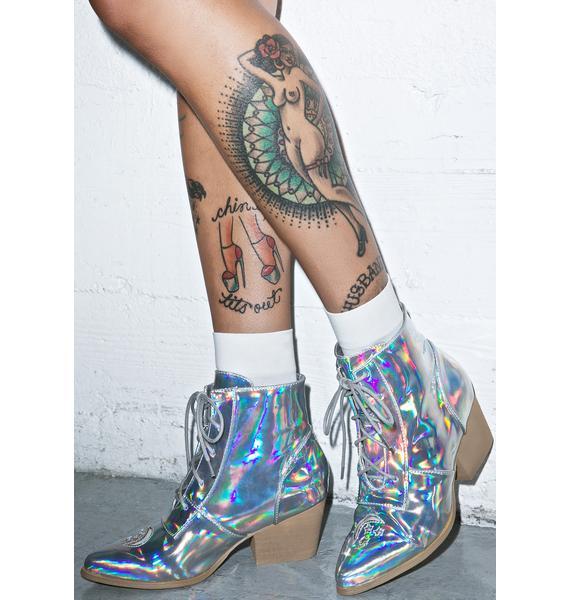 Y.R.U. Cosmic Aura Boot