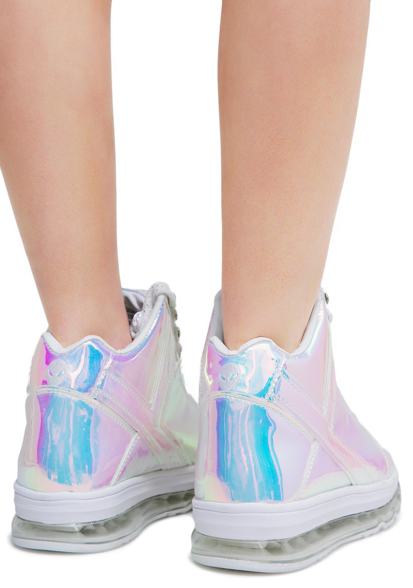 Y.R.U. Qozmo Aiire Atlantis Sneakers