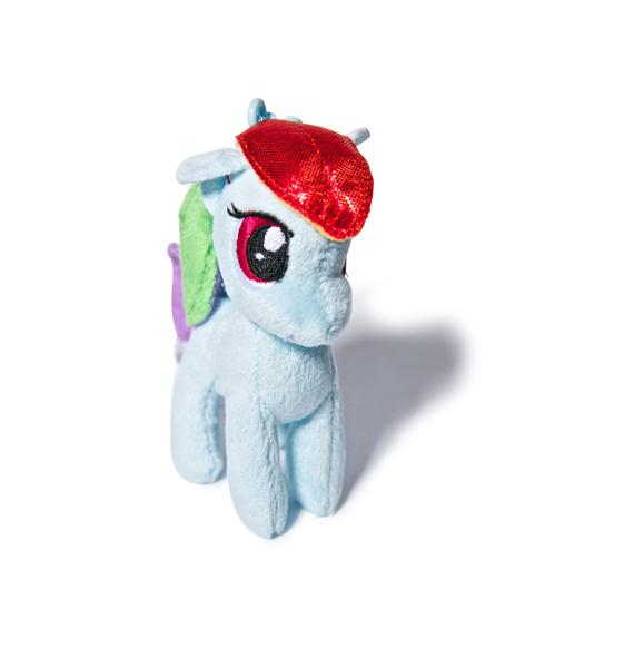Rainbow Dash Plushy Clip-On