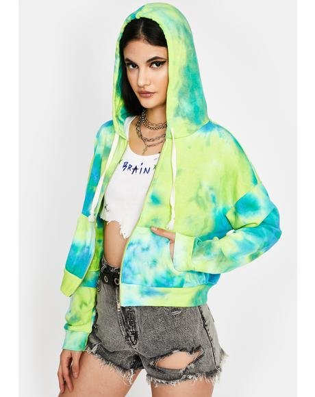 High Points Tie Dye Hoodie