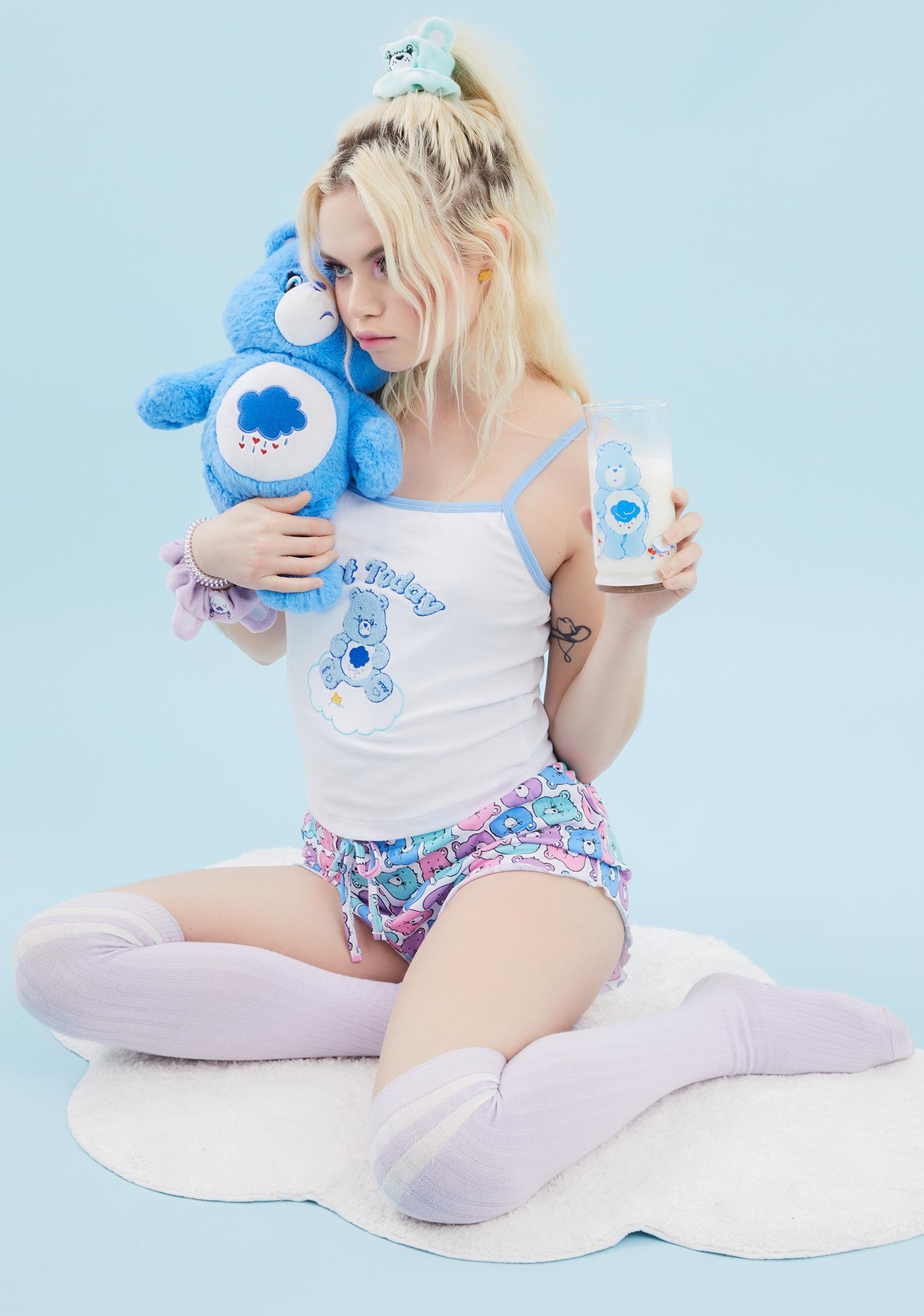 Dolls Kill x Care Bears Grumpy Not Mad Pajama Set