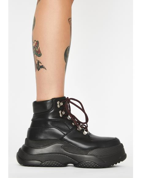 Rebel Certified Ankle Boots