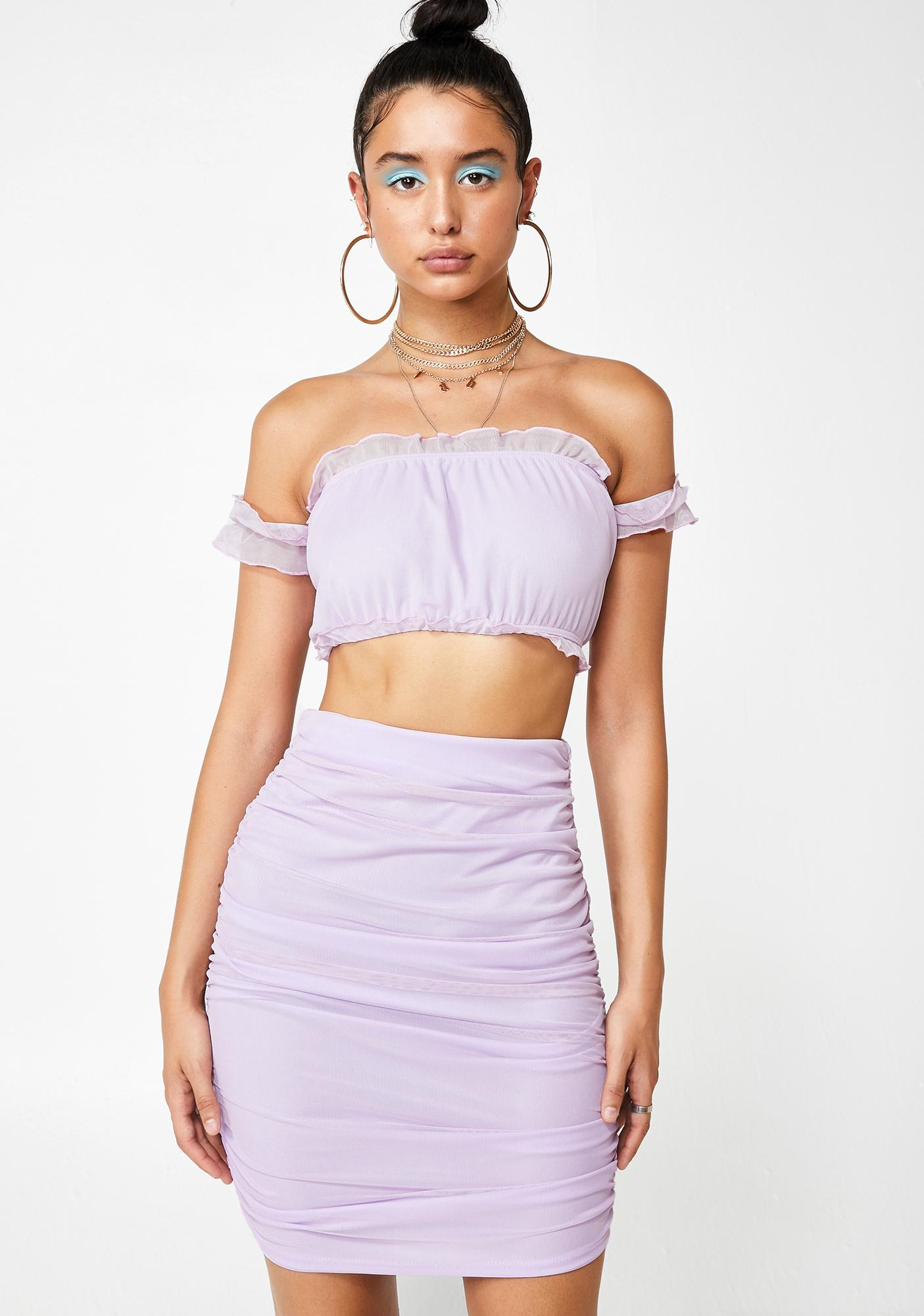 Fairy Ruff N' Tumble Skirt Set