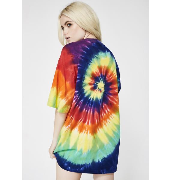 On Anotha Level Tie Dye Shirt