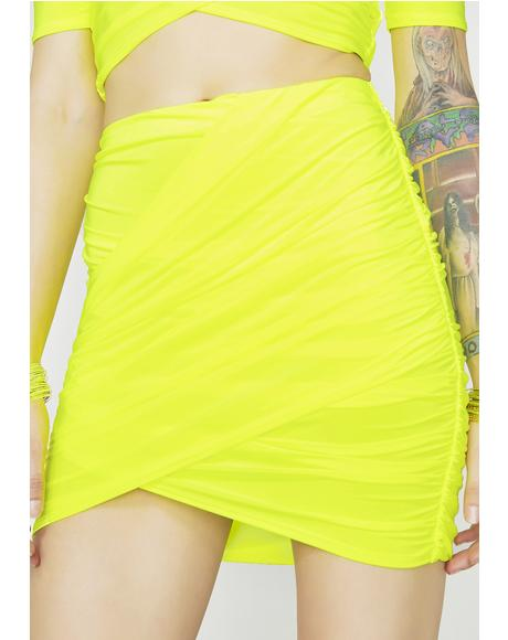 Sunny Someone Special Mini Skirt
