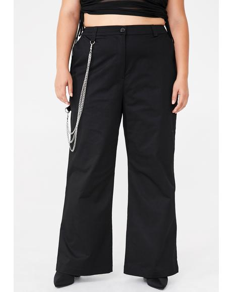 Legit Daily Grind Wide Leg Pants
