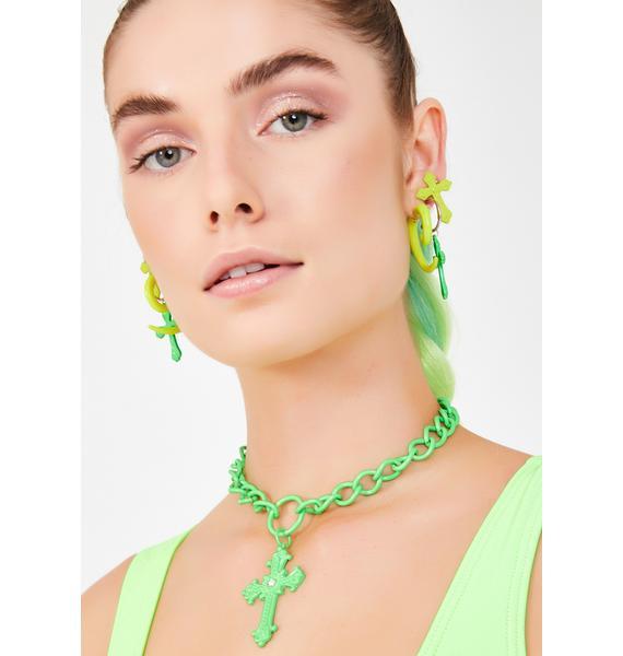 Sonic Sinner Chain Necklace