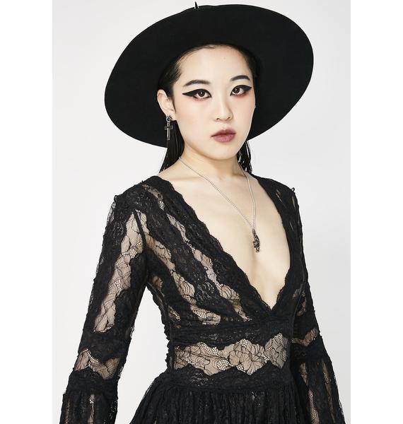 Kiki Riki Spell Castin' Lace Dress