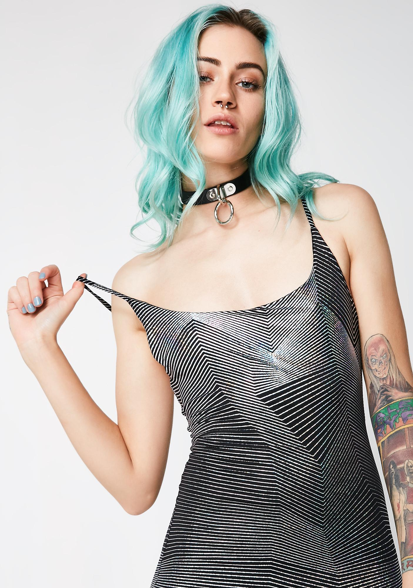 Lost In Translation Tank Dress