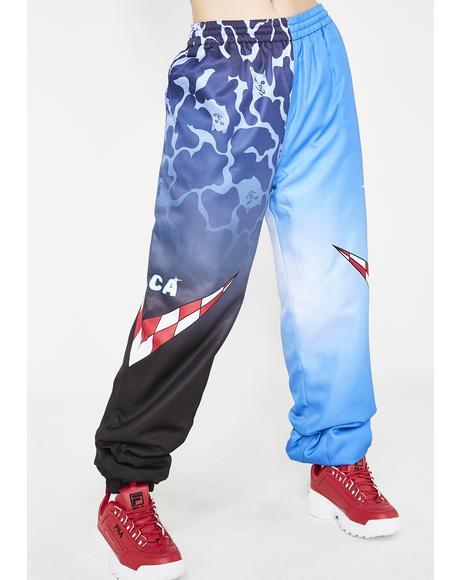 Nascar Nerm Cargo Pants