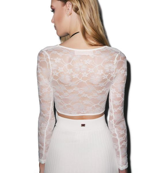 Lucky Lady Crop Top