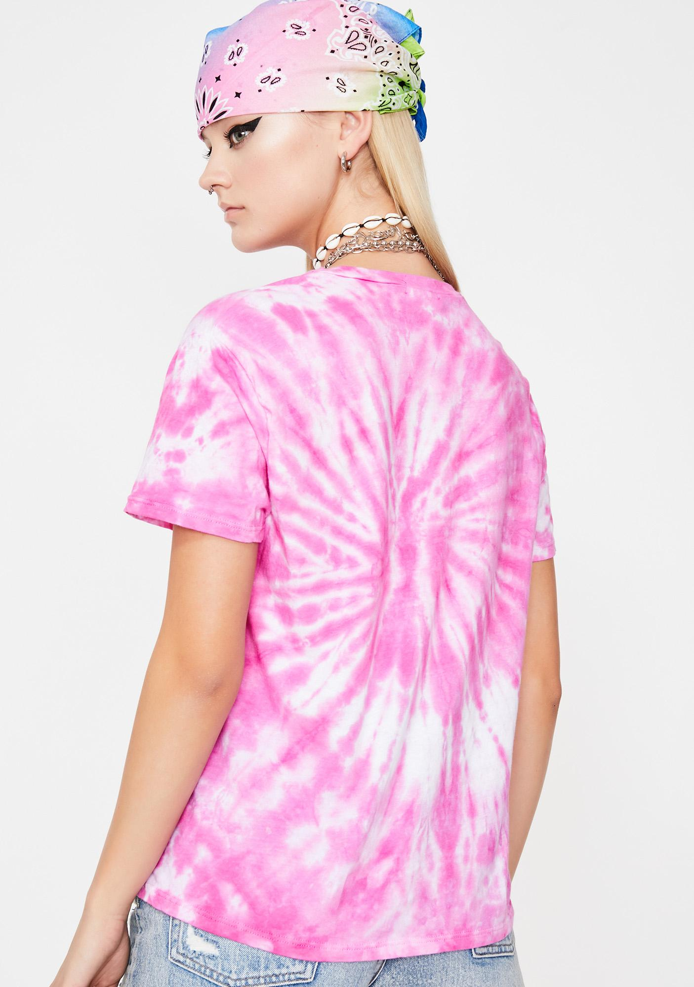 High Summer Tie-Dye Tee