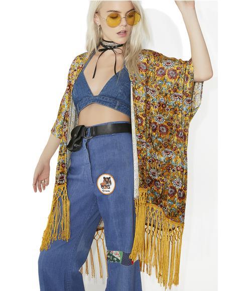 Lady Rosalind Kimono