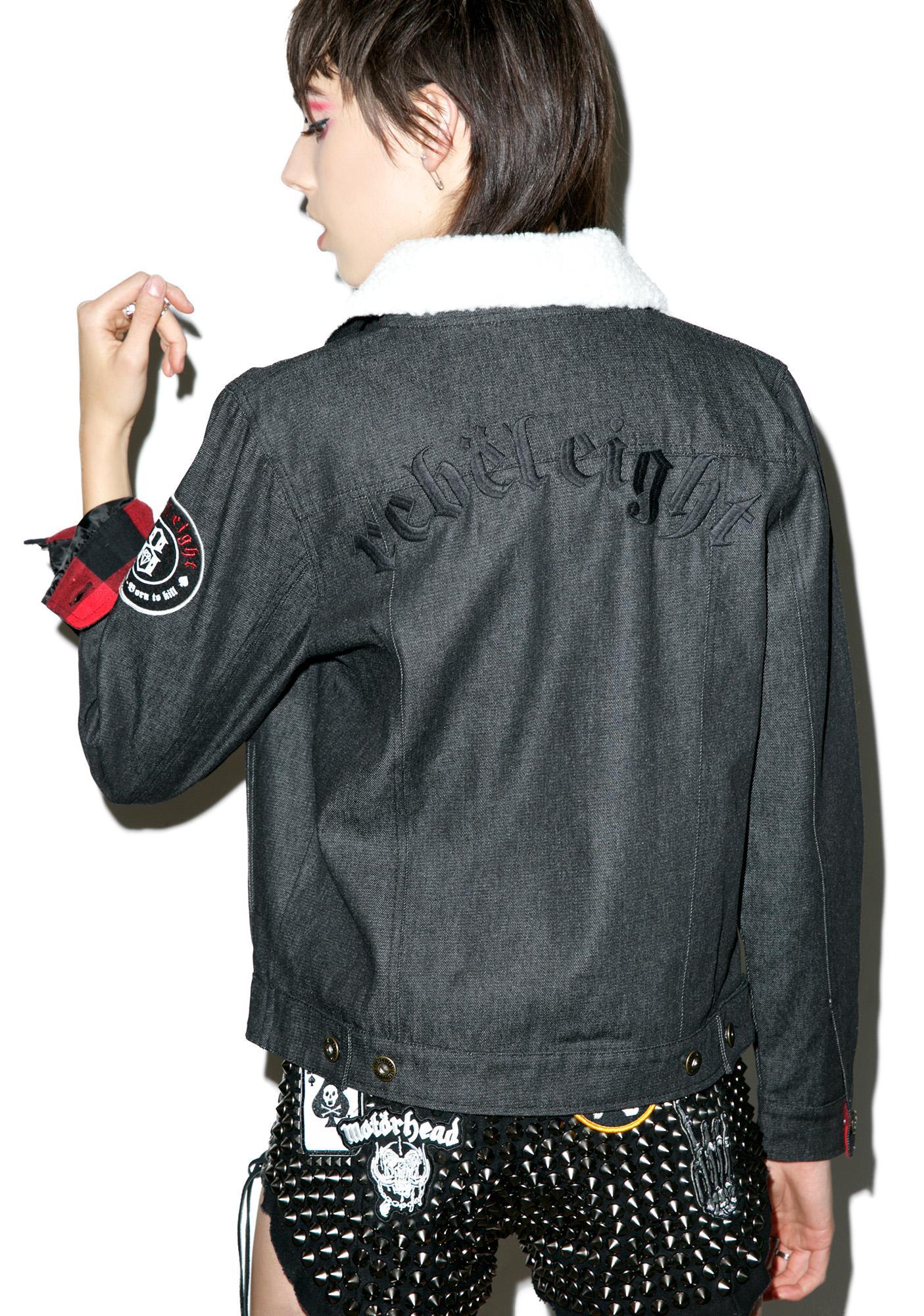 Rebel8 Caution Jacket