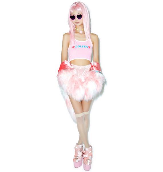 O Mighty Lolita Halter Top