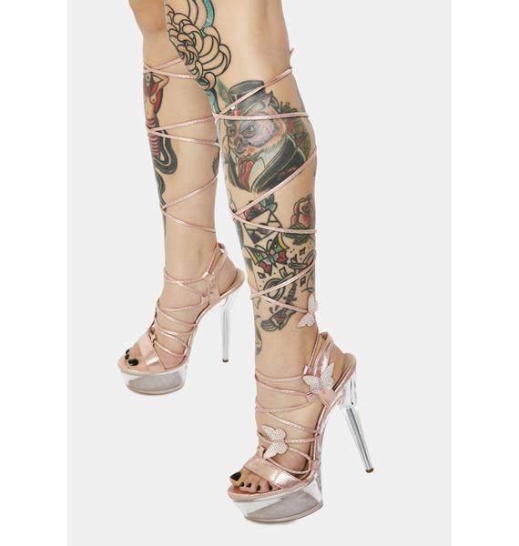 Next Level Hottie Platform Heels