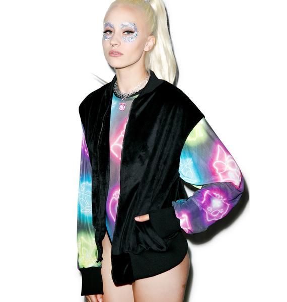 Coveted Society Space Lux Jacket