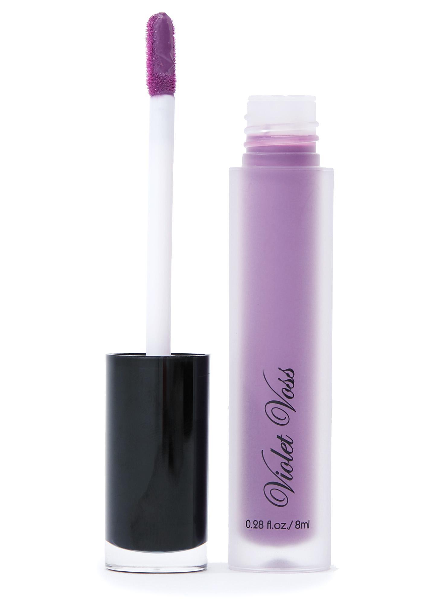 Violet Voss Haze Matte Liquid Lipstick