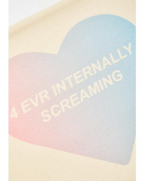 4 Evr Screaming Wall Hanger