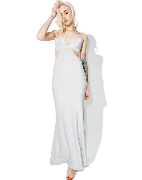 Grown 'N Single Maxi Dress