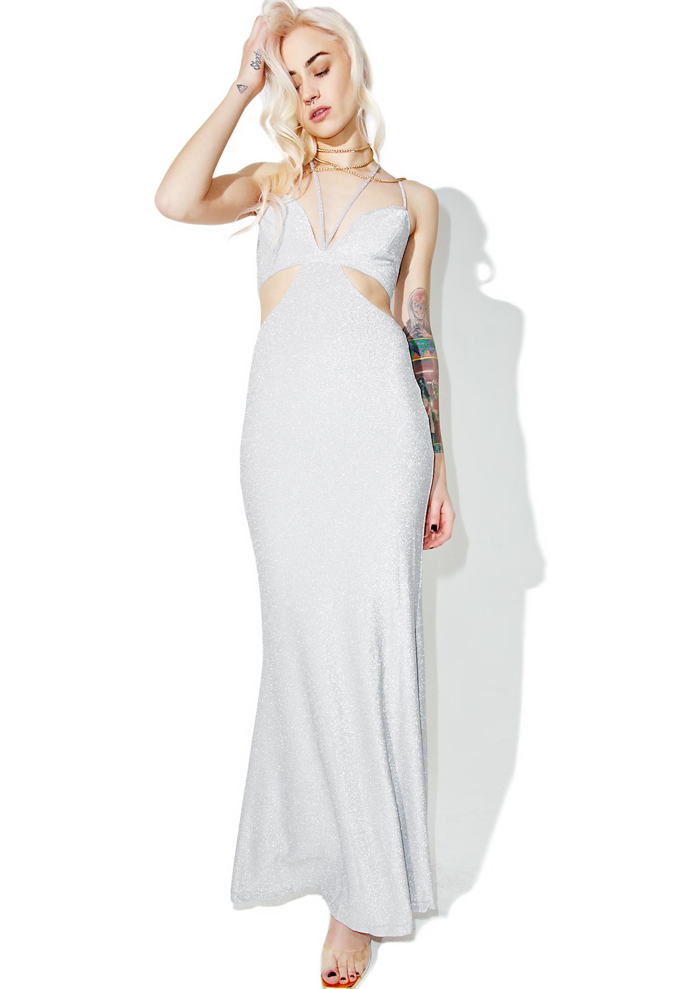 Glamorous Grown 'N Single Maxi Dress
