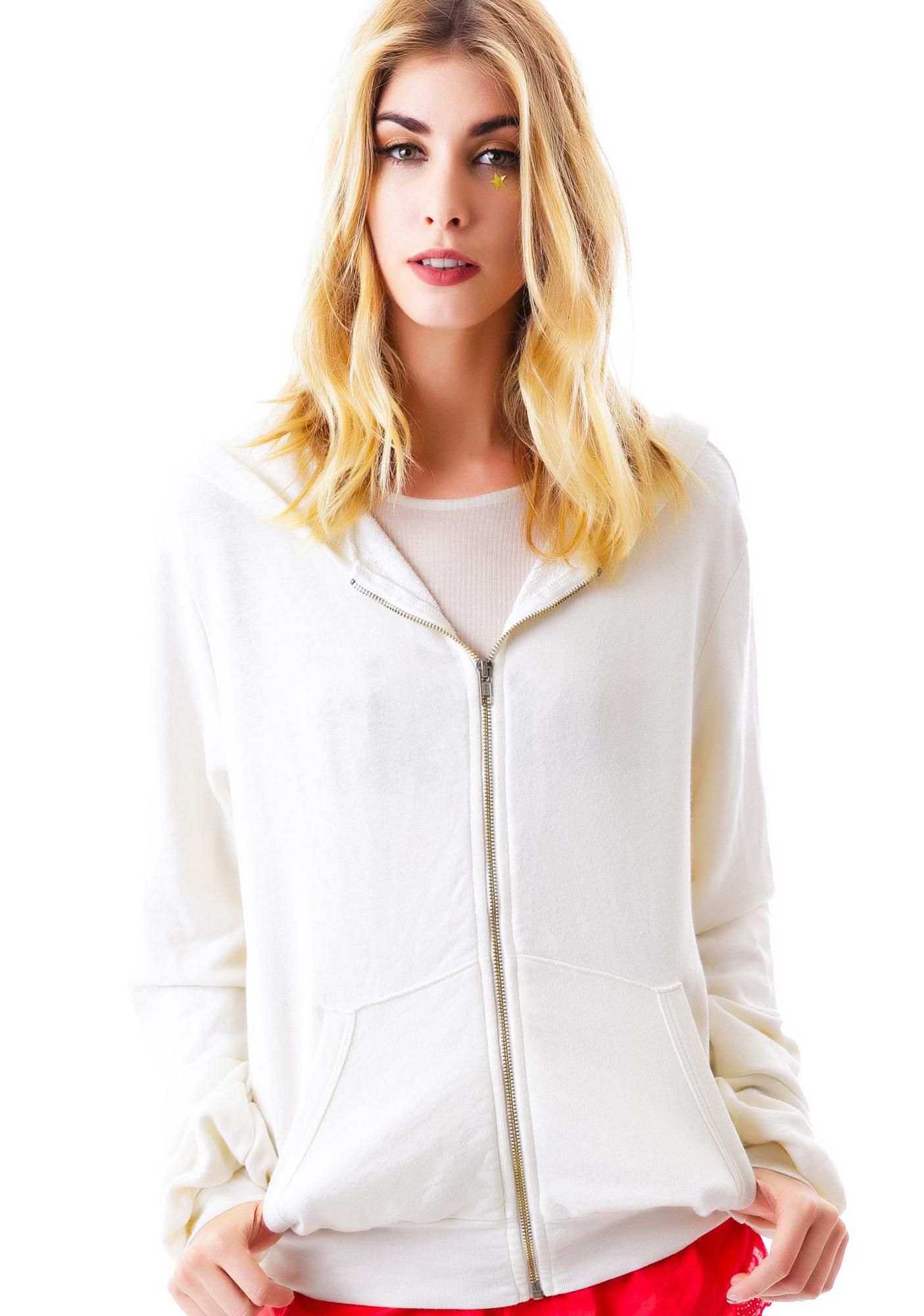 Wildfox Couture Adventure List Malibu Hoodie