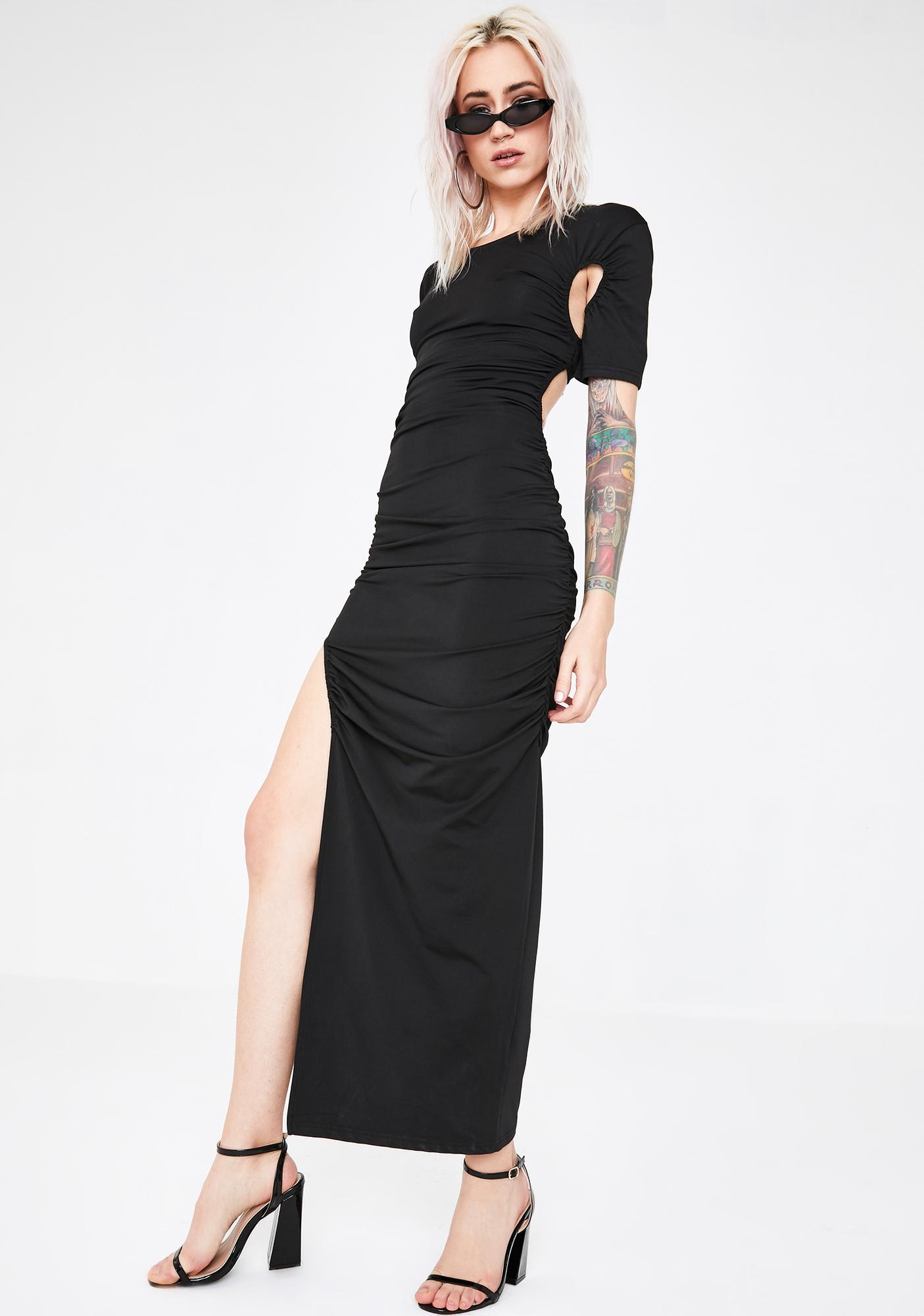 Lioness Hips Don't Lie Maxi Dress