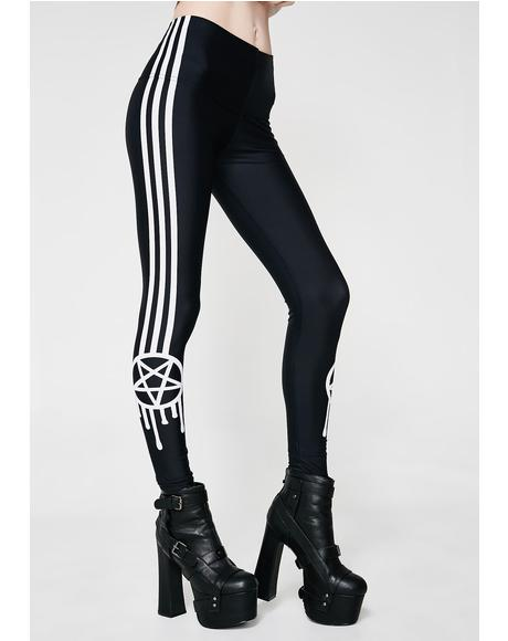 Into The Darkness Leggings
